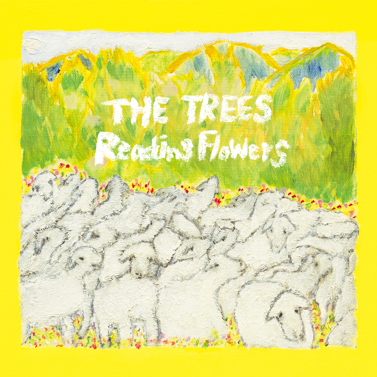 THE TREES『Reading Flowers』